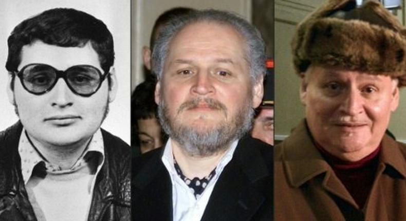 The many faces of Venezuelan self-styled revolutionary Ilich Ramirez Sanchez, also known as Carlos the Jackal