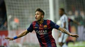 Luis Enrique: Neymar jest jednym z najlepszych piłkarzy na świecie