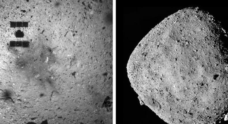 It blasted an asteroid, now this Japanese spacecraft will inspect its work