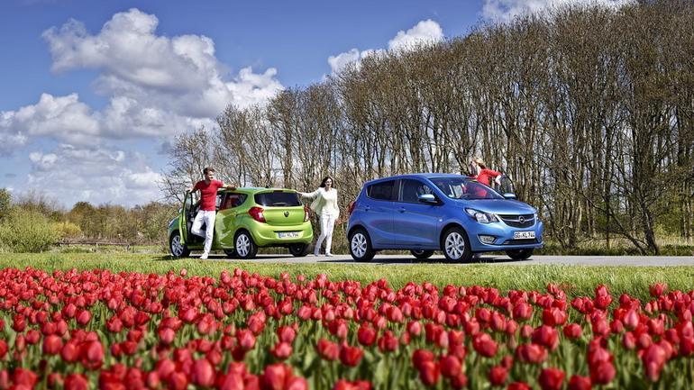 Jak jeżdzi Opel Carl?