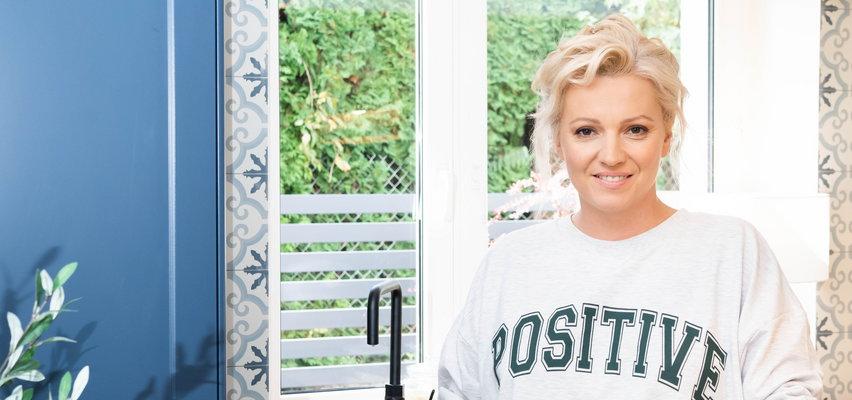 Dorota Szelągowska pokazała taras w swoim domu na wsi. Internauci zachwyceni: Ty to umiesz się urządzić