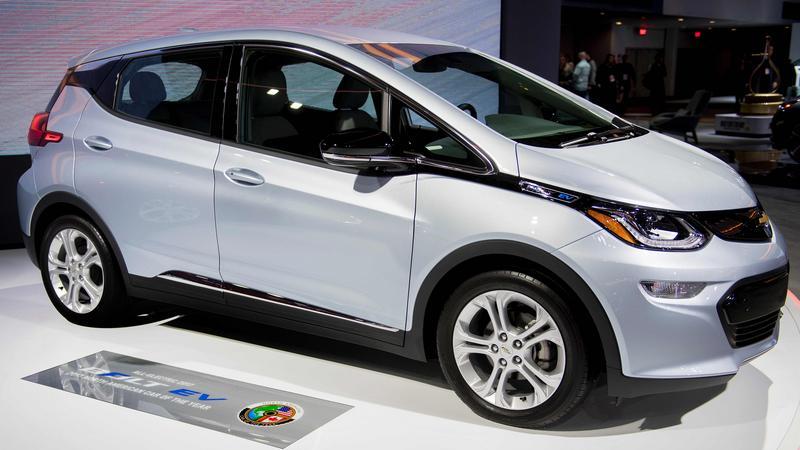 Chevrolet wyprzedził Teslę w teście konsumenckim