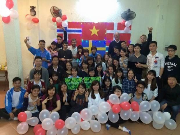 Dobrovoľníctvo vo Vietname.