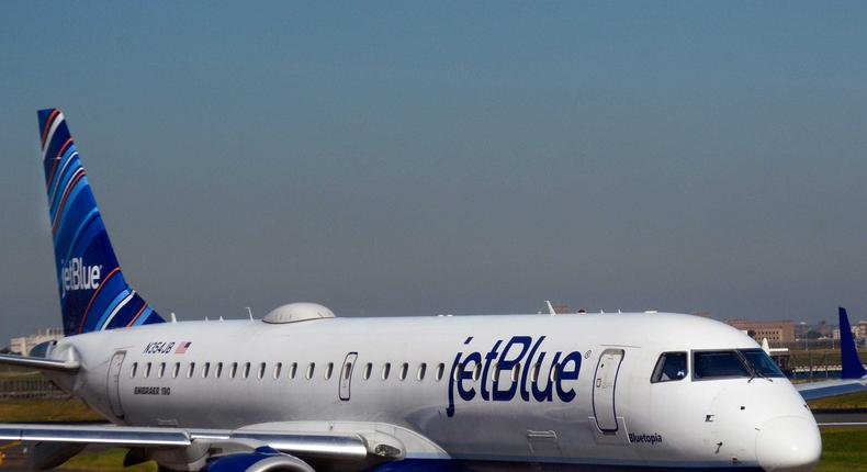 A husband and wife were kicked off a JetBlue flight from Fort Lauderdale to San Diego.