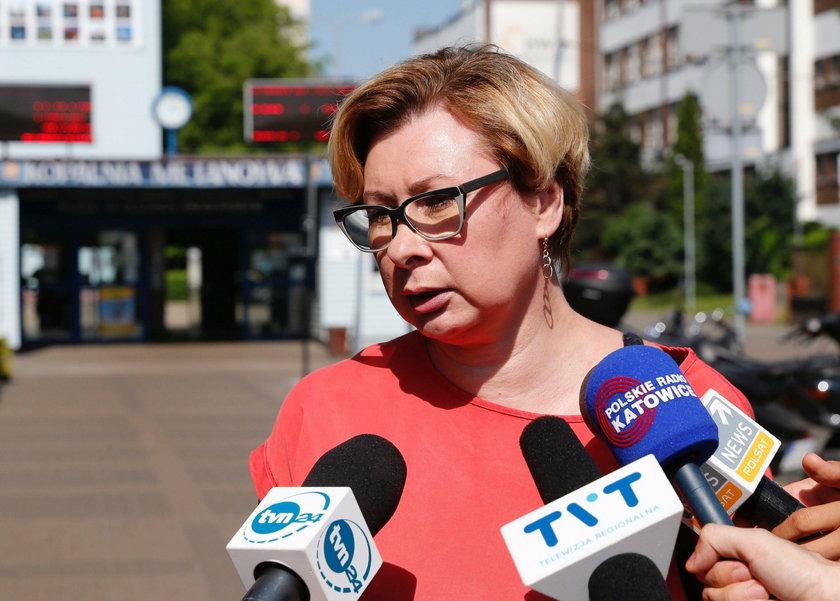 Katarzyna Jabłońska-Bajer, rzecznik prasowy Jastrzębskiej Spółki Węglowej