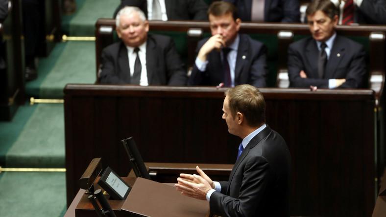 Tusk i Kaczyński: oto najwięksi liberałowie w historii Polski