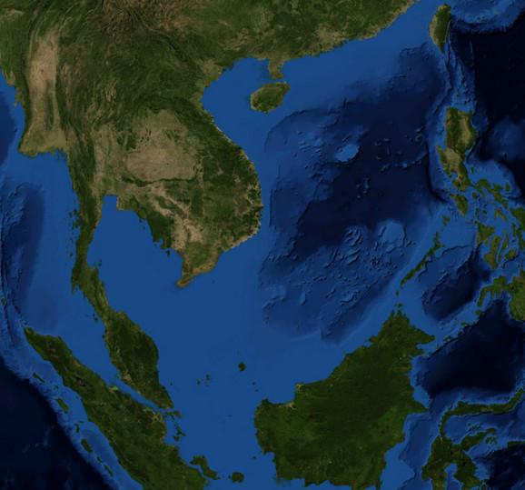 Južno kinesko more