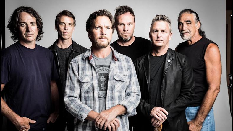 Pearl Jam znów odwiedzi Polskę