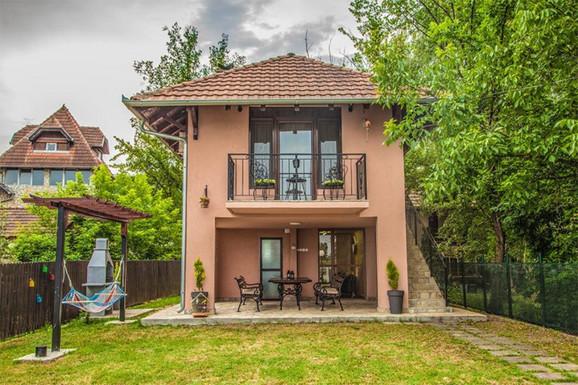 Dunavska-Kuća