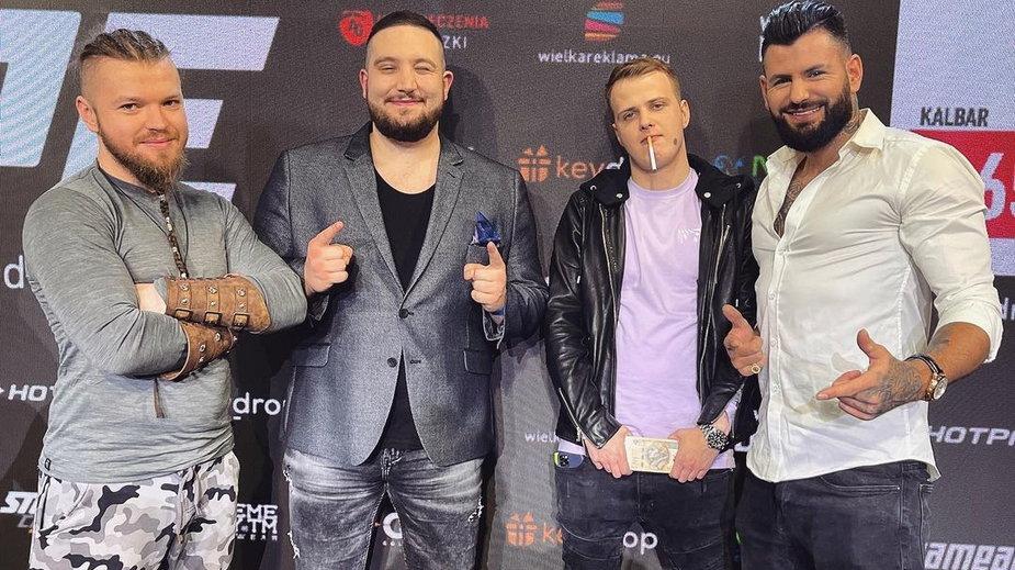 HYPE MMA