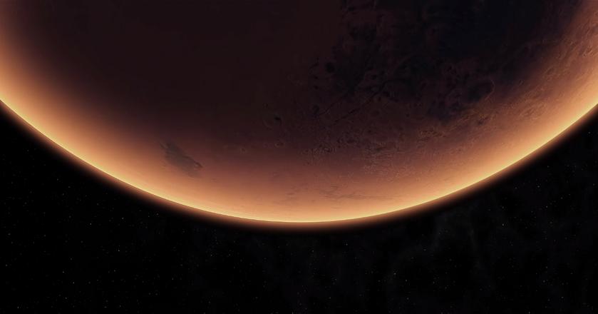 Boeing może wysłać ludzi na Marsa ok. roku 2021