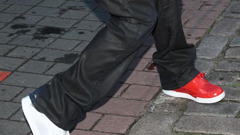 Zagadka: Czyje to obuwie?