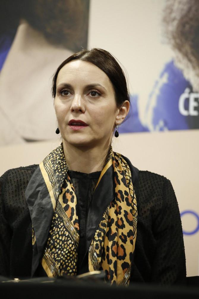 Nada je višestruka dobitnica Sterijine nagrade i nagrade Carica Teodora