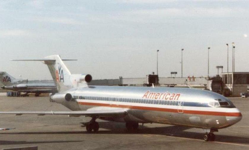 W maju 2003 roku dwóch mężczyzn porwało samolot