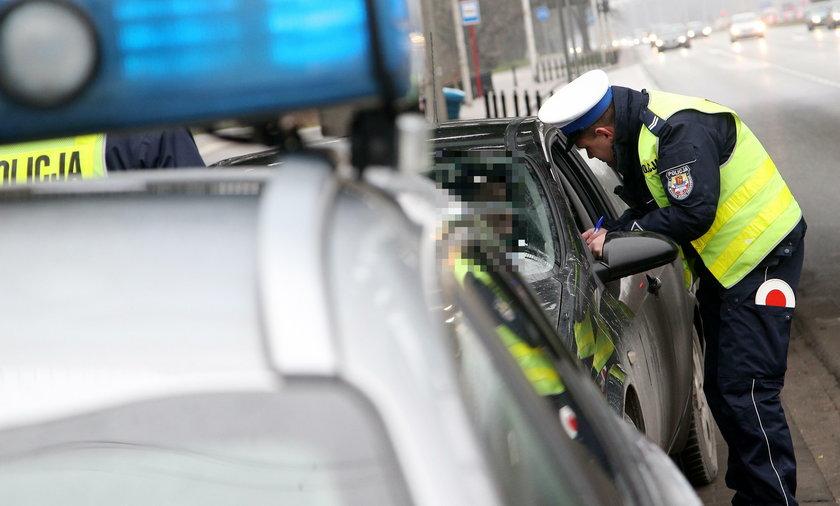 Policjanci zdębieli, gdy zatrzymali auto do kontroli. Niecodzienne sceny w Witkowicach