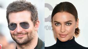 Jest pierwsze wspólne zdjęcie Bradleya Coopera i Iriny Shayk