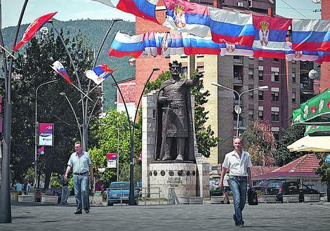 Severni deo Kosovske Mitrovice