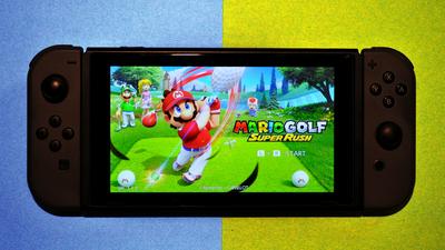 Mario Golf: Super Rush im Test: Actionreiches Golfen auf der Switch