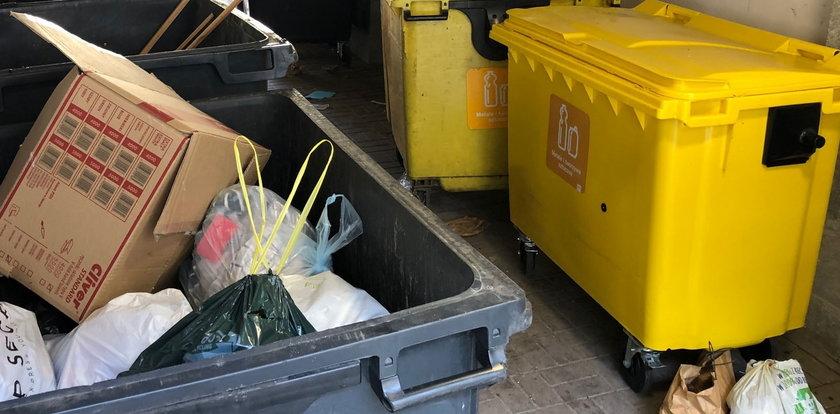 Przez pandemięjest problem z recyklingiem śmieci. Polacy nie majągdzie ich wyrzucać