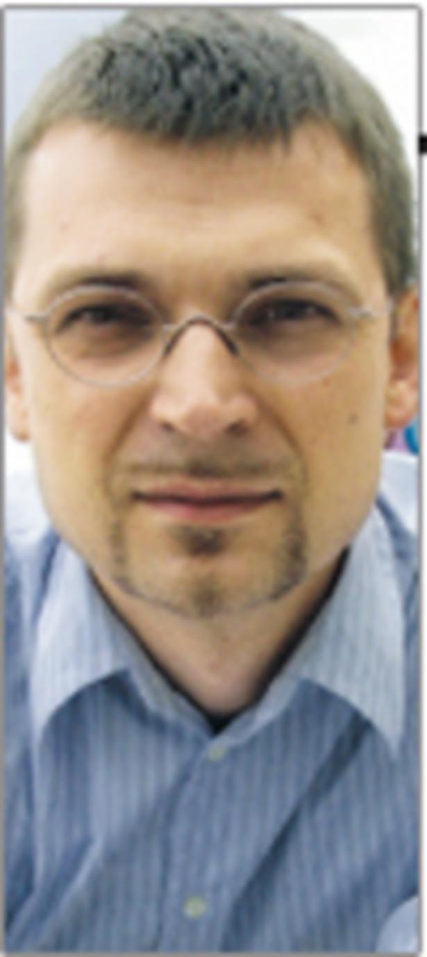 Grzegorz Zalewski, ekspert DM BOŚ
