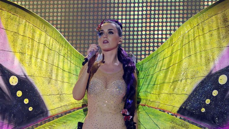 Katy Perry wystąpiła na gali rozdania nagród MMVA