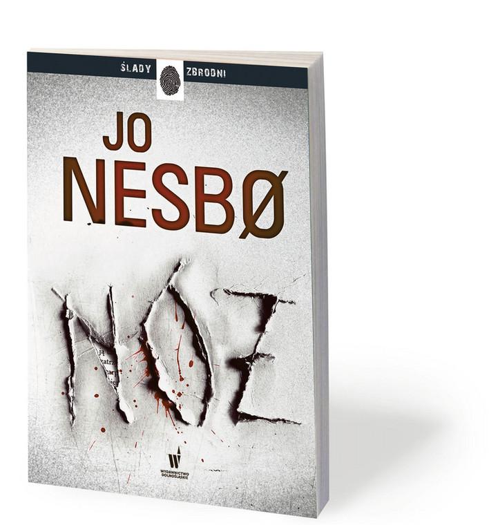 Jo Nesbø, Nóż, przeł. Iwona Zimnicka, Wydawnictwo Dolnośląskie 2019