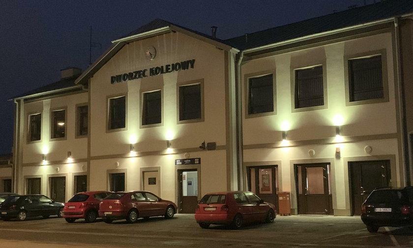 Dworzec PKP w Przeworsku