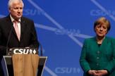 Horst Zehofer i Angela Merkel