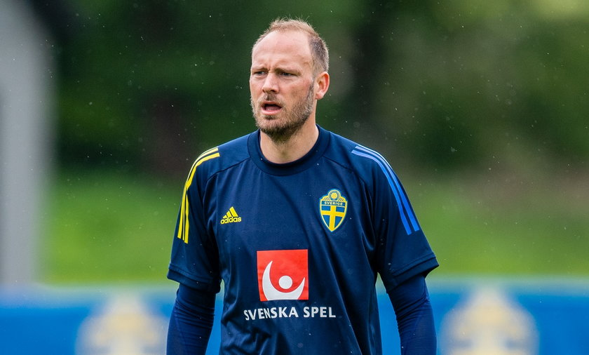 36- letni Andreas Granqvist wywołał bójkę pod restauracją