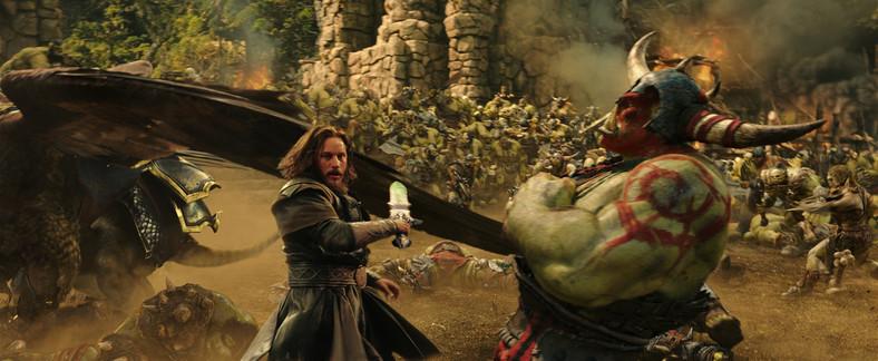 """""""Warcraft: Początek"""" –dzieje owej adaptacji są cokolwiek burzliwe"""