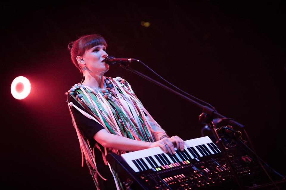 Bovska na Orange Warsaw Festival 2016