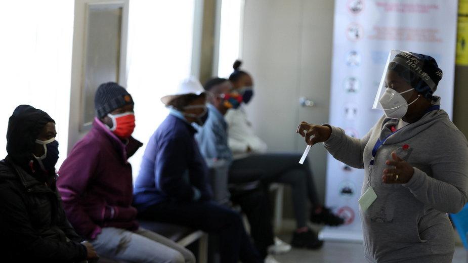 Szczepionki były także testowane w Republice Południowej Afryki