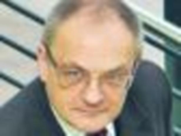 Prof. Bogumił Brzeziński, kierownik Katedry Prawa Finansów Publicznych UMK w Toruniu oraz Zakładu Prawa Finansowego UJ Fot. materiały prasowe