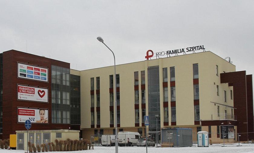 Szpital Pro-Famila w Rzeszowie