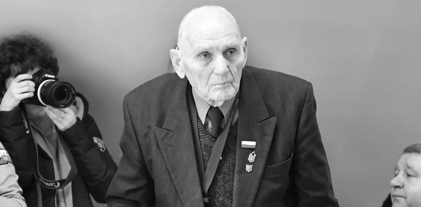 Nie żyje kpt. Jan Jabłoniec, zasłużony żołnierz AK