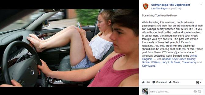 Mnogi nisu svesni opasnosti od ovakvog sedenja u automobilu