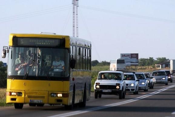 Gradski prevoz na Ibarskoj magistrali
