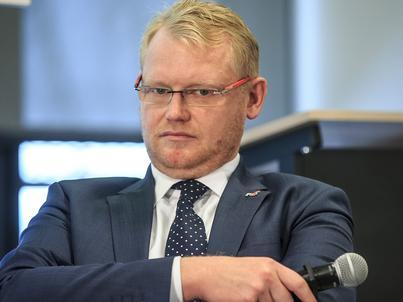 Paweł Gruza przekonuje, że uszczelnienie VAT jest już na ostatnim etapie