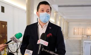 Strzeżek: Bez Porozumienia PiS nie będzie miało większości w Sejmie