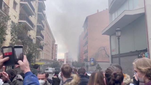 Eksplozija u Madridu