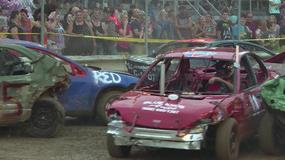 Demolition derby w USA
