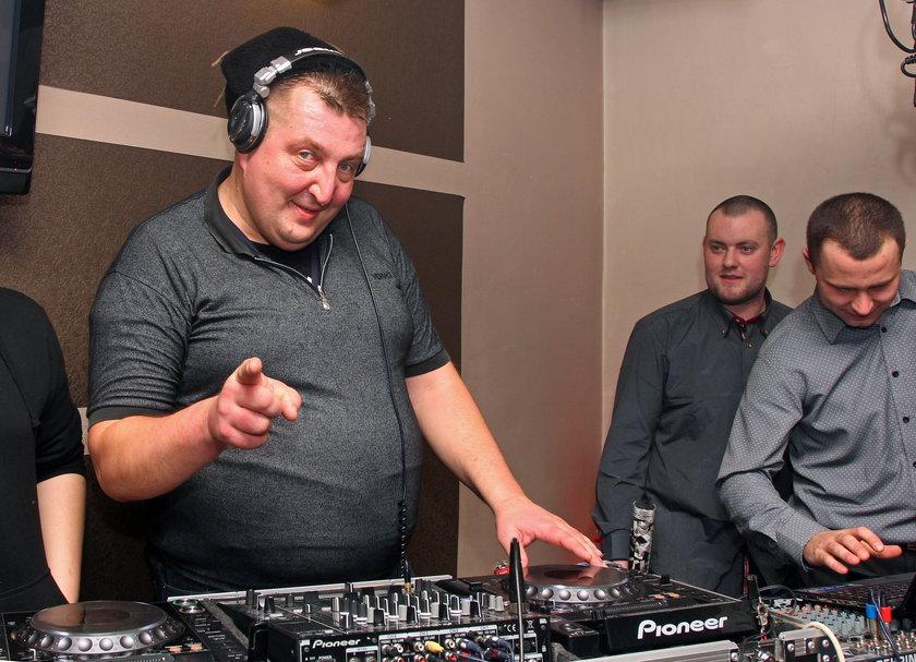 Adam Kraśko w lutym 2015 roku na Podlasiu