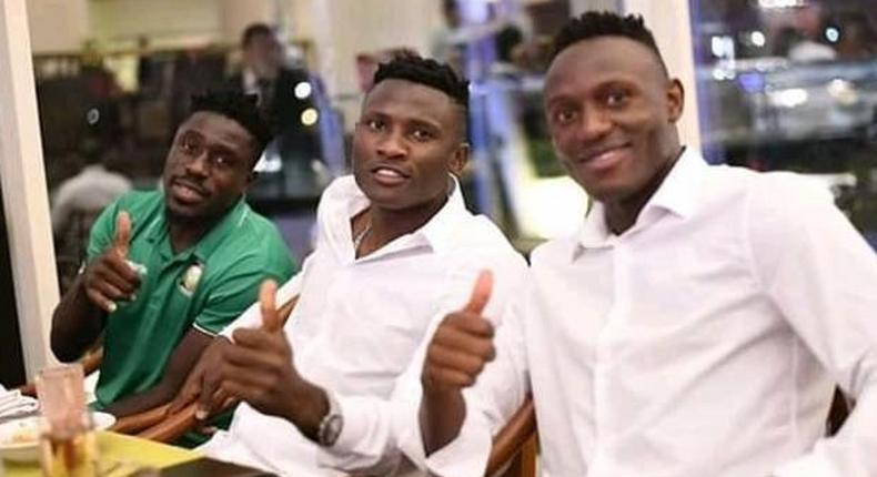 Victor Wanyama gives Harambee Stars a special treat ahead of clash with Senegal