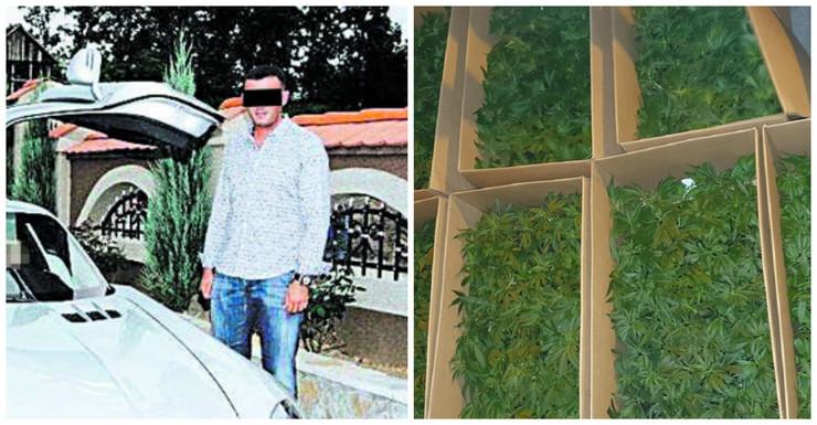 BOBAN J Austrija Beč kralj droge kombo