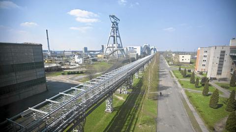 Kopalnia Węgla Kamiennego Budryk należąca do Jastrzębskiej Spółki Węglowej
