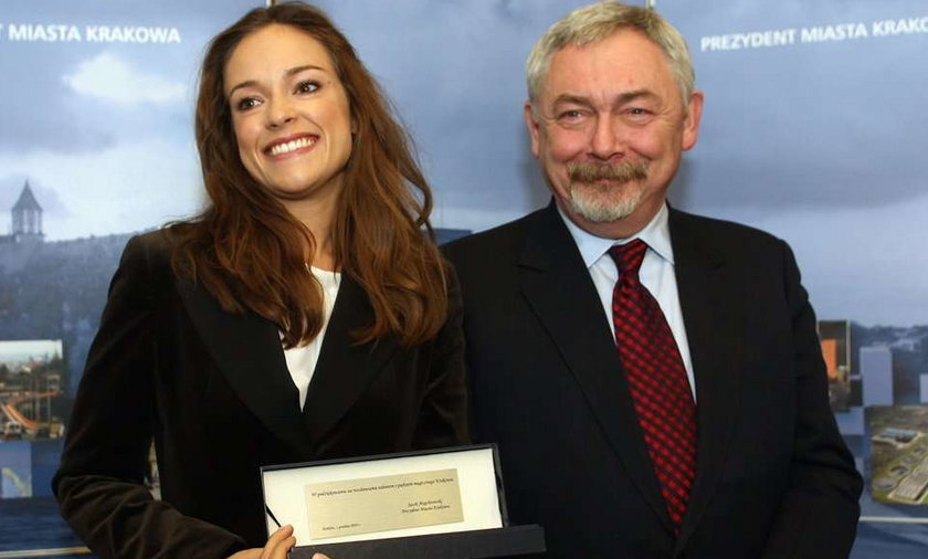 Alicja Bachleda-Curuś w Polsce. Nowe zdjęcia!