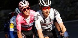 Giro d'Italia. Kelderman liderem. Majka spadł na dziesiątąpozycję