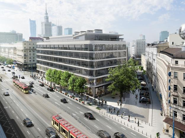 Smyk/CEDET w Warszawie