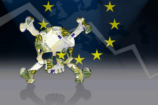 Śmierć strefy euro, fot. Benjamin Haas