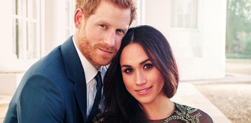 Wydało się! Książę Harry i Meghan Markle są spokrewnieni